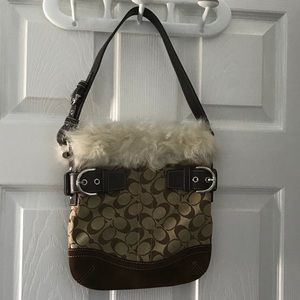 Coach purse! Never used! Perfect condition!